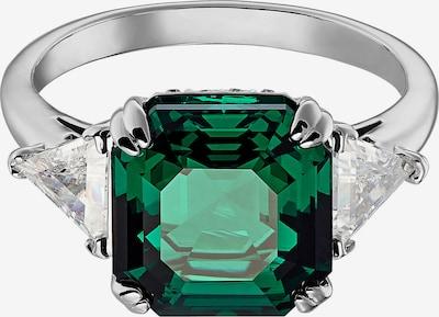 Swarovski Ring 'Attract' in smaragd / silber, Produktansicht