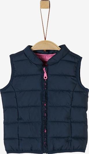 s.Oliver Steppweste in rosa, Produktansicht