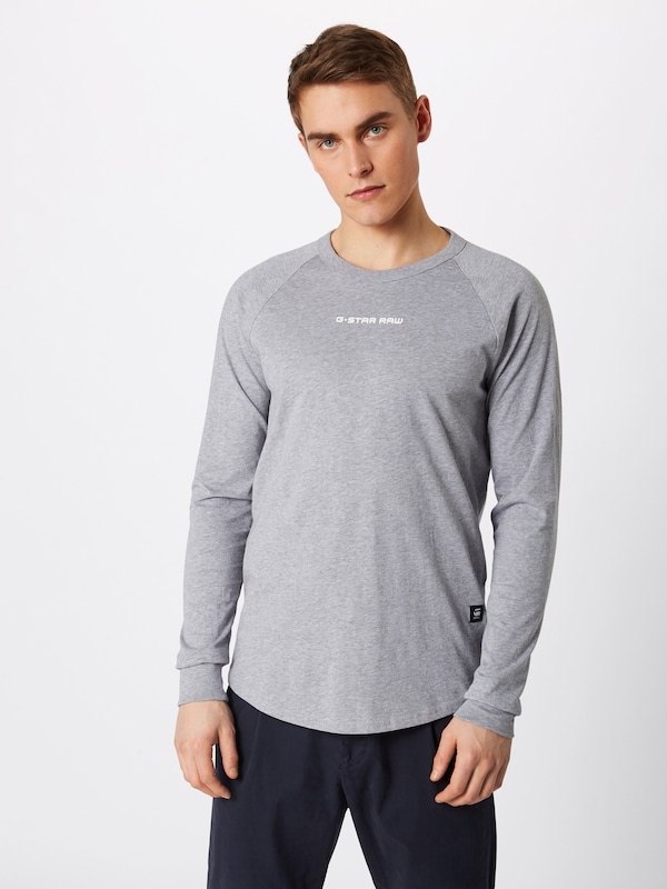 Raw En Gris L 'swando star T R s' Chiné shirt Graphic G T Relaxed VpUzqSM