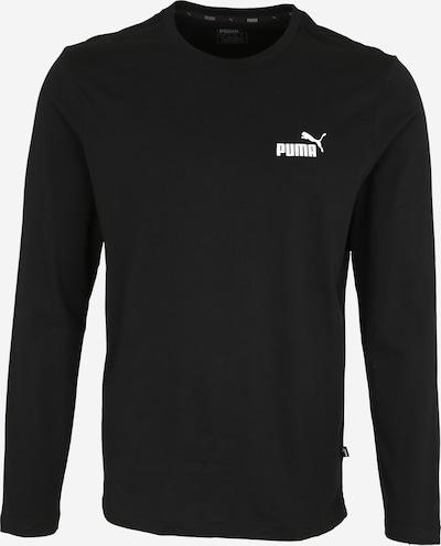 PUMA Longsleeve 'No.1' in schwarz, Produktansicht