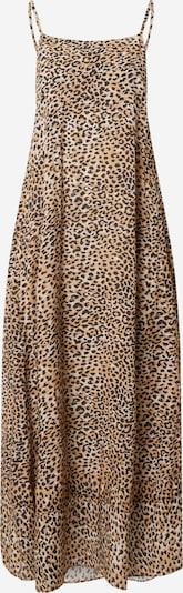 Ragdoll LA Letnia sukienka w kolorze beżowy / brązowy / ciemnobrązowym tV6meD8r