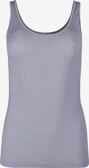 HUBER Huber Damen Soft Comfort Tank Top im klassischen Stil in grau, Produktansicht