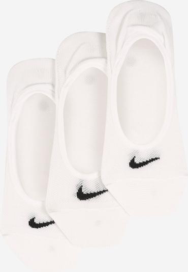 Nike Sportswear Stopalice 'Lightweight No-Show' u crna / bijela, Pregled proizvoda