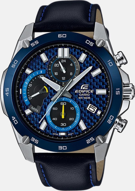 CASIO 'Edifice' Chronograph 'EFR-557BL-2AVUEF'