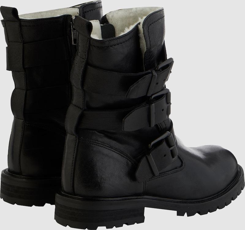 Billi Bi | Stiefel Stiefel Stiefel mit Schnallen Schuhe Gut getragene Schuhe 7c5382