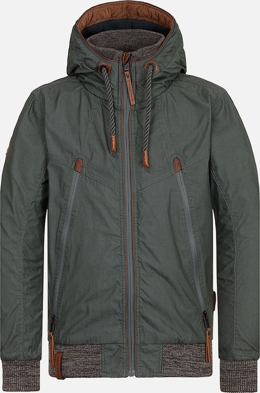 naketano Jacke 'Old Boy'