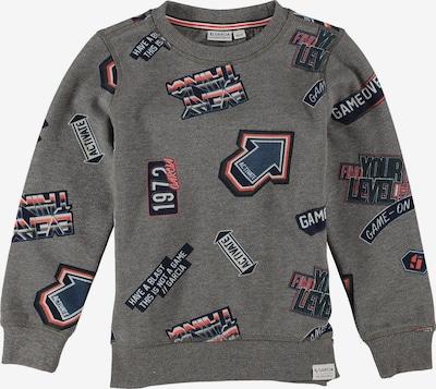 GARCIA Sweatshirt in graumeliert / mischfarben, Produktansicht