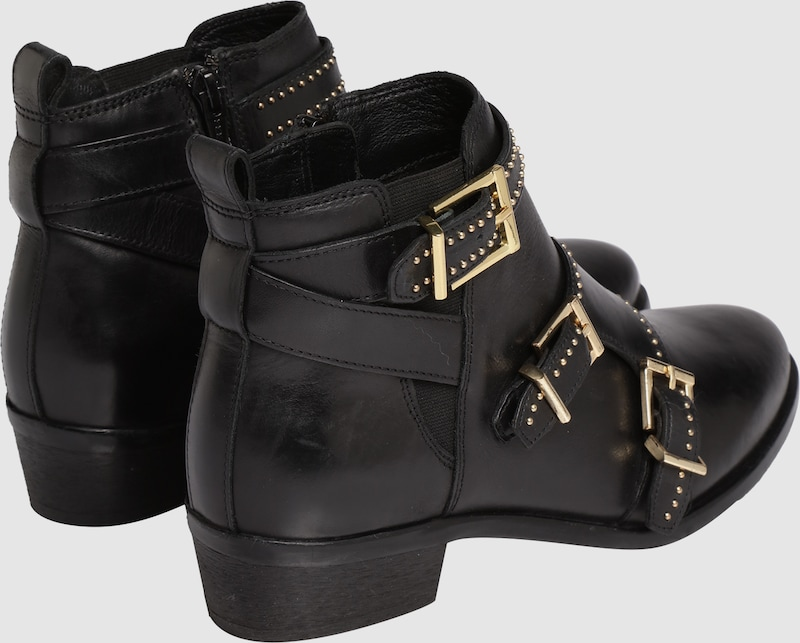 BRONX Ankle-Boots mit Schnallen