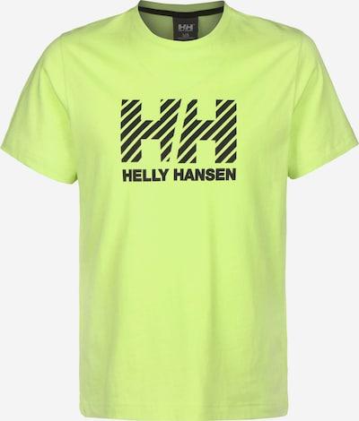 HELLY HANSEN T-Shirt 'Active' in gelb / grau, Produktansicht