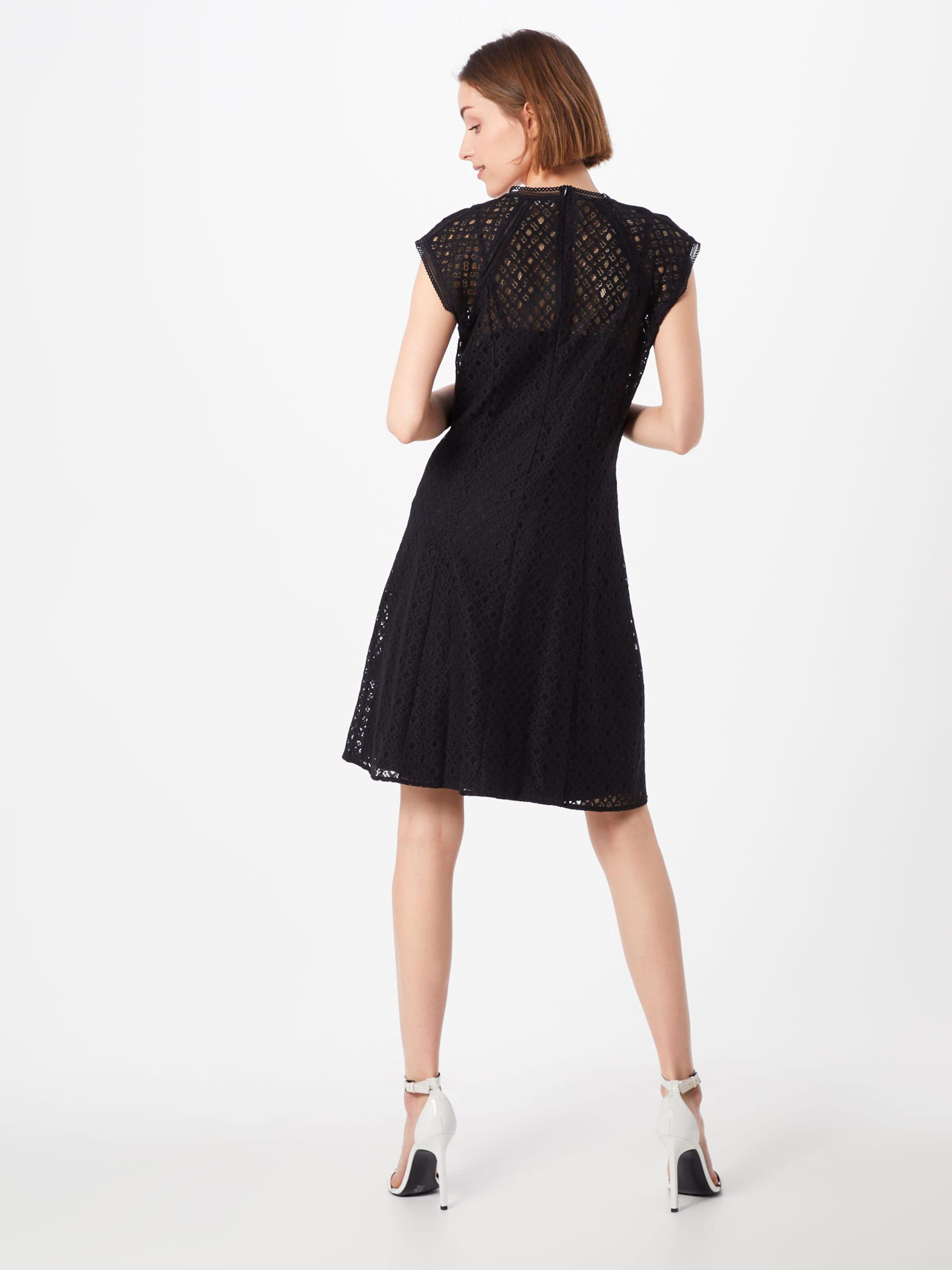 'dress Noir Rosemunde De En Robe Ss' Cocktail 3jq54LAR