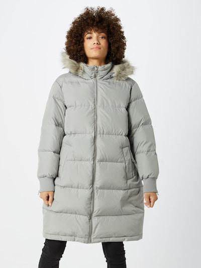 GAP Manteau d'hiver en gris argenté, Vue avec modèle