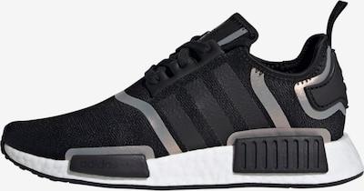 ADIDAS ORIGINALS Sneaker 'NMD_R1' in schwarz / silber, Produktansicht