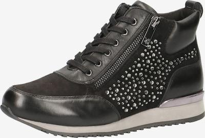 CAPRICE Sneaker in schwarz, Produktansicht