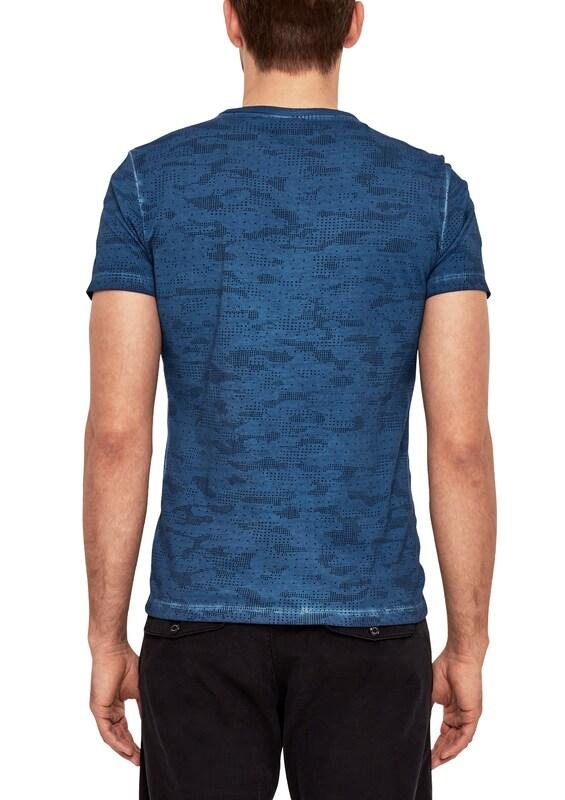 s.Oliver RED LABEL T-Shirt mit geometrischem Print