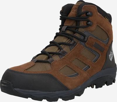 Auliniai batai 'Vojo 3' iš JACK WOLFSKIN , spalva - karamelės / tamsiai pilka / margai pilka / balta, Prekių apžvalga