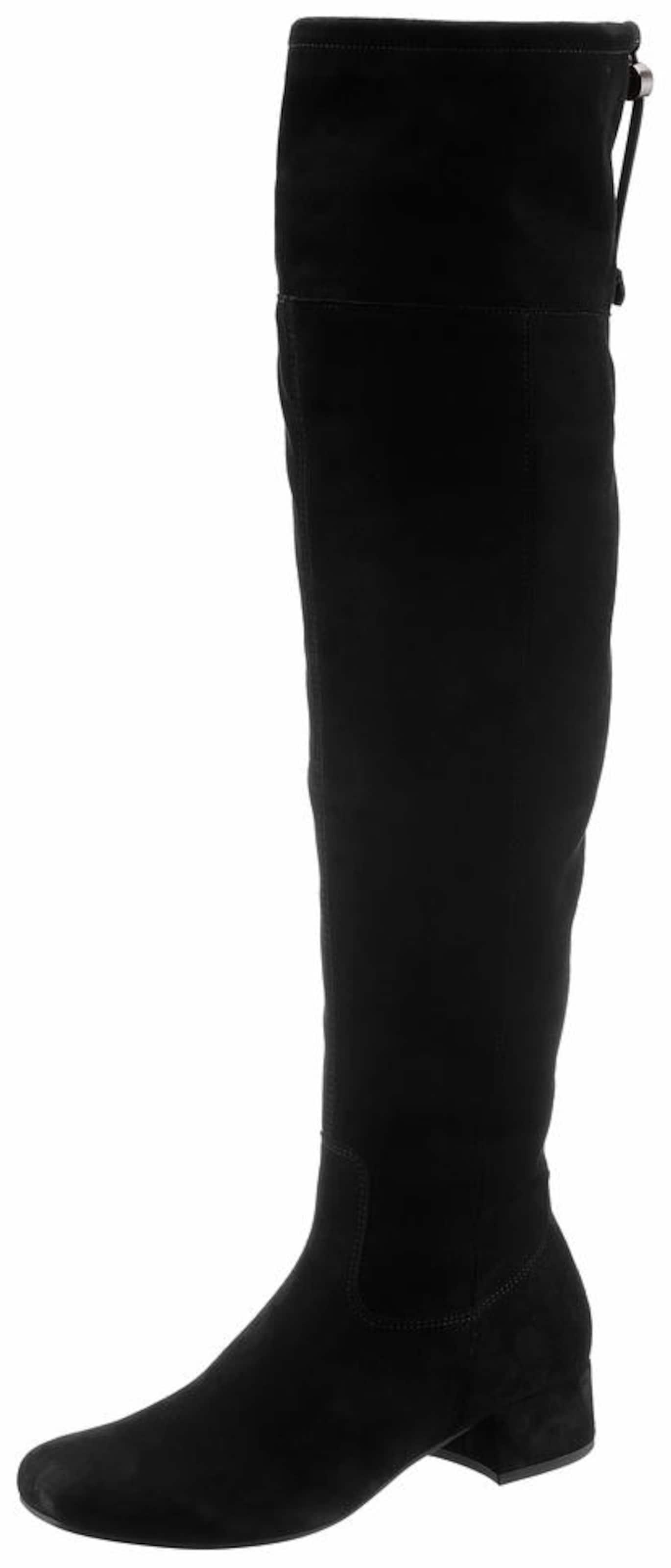 GABOR Overkneestiefel Verschleißfeste billige Schuhe Hohe Qualität