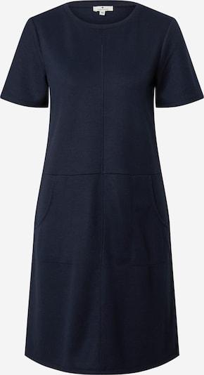TOM TAILOR Kleid in navy, Produktansicht