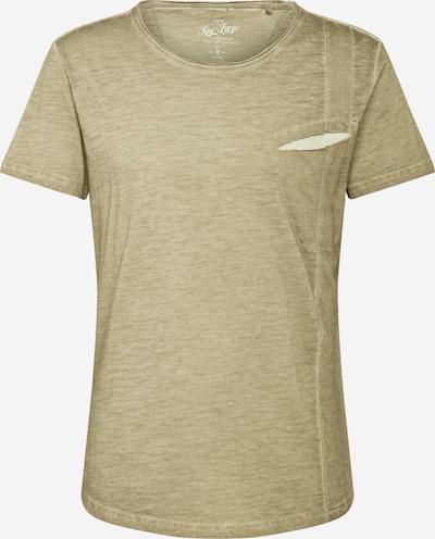 Key Largo Shirt 'PHILIPPO' in khaki: Frontalansicht