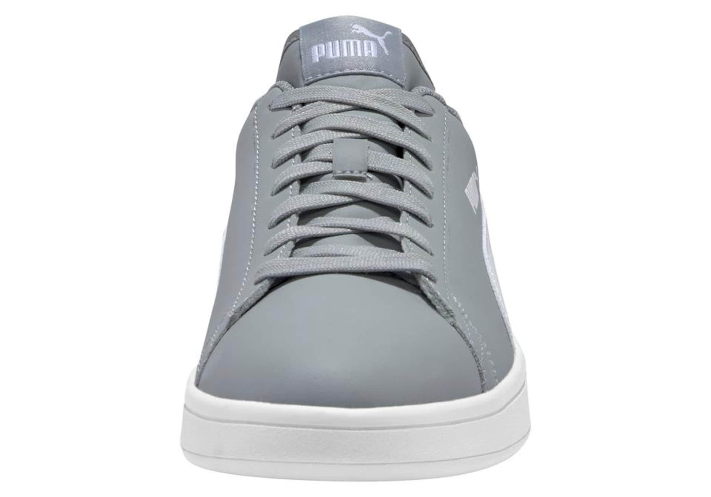 Puma Grau In Sneaker 'smash V2 L' zSMjLqVpGU