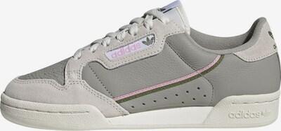 ADIDAS ORIGINALS Sneaker 'Continental 80' in hellgrau / graumeliert / oliv / hellpink, Produktansicht