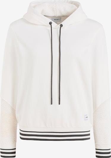 khujo Sweatshirt ' SUNA ' in weiß, Produktansicht