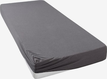 MY HOME Bed Sheet in Grey