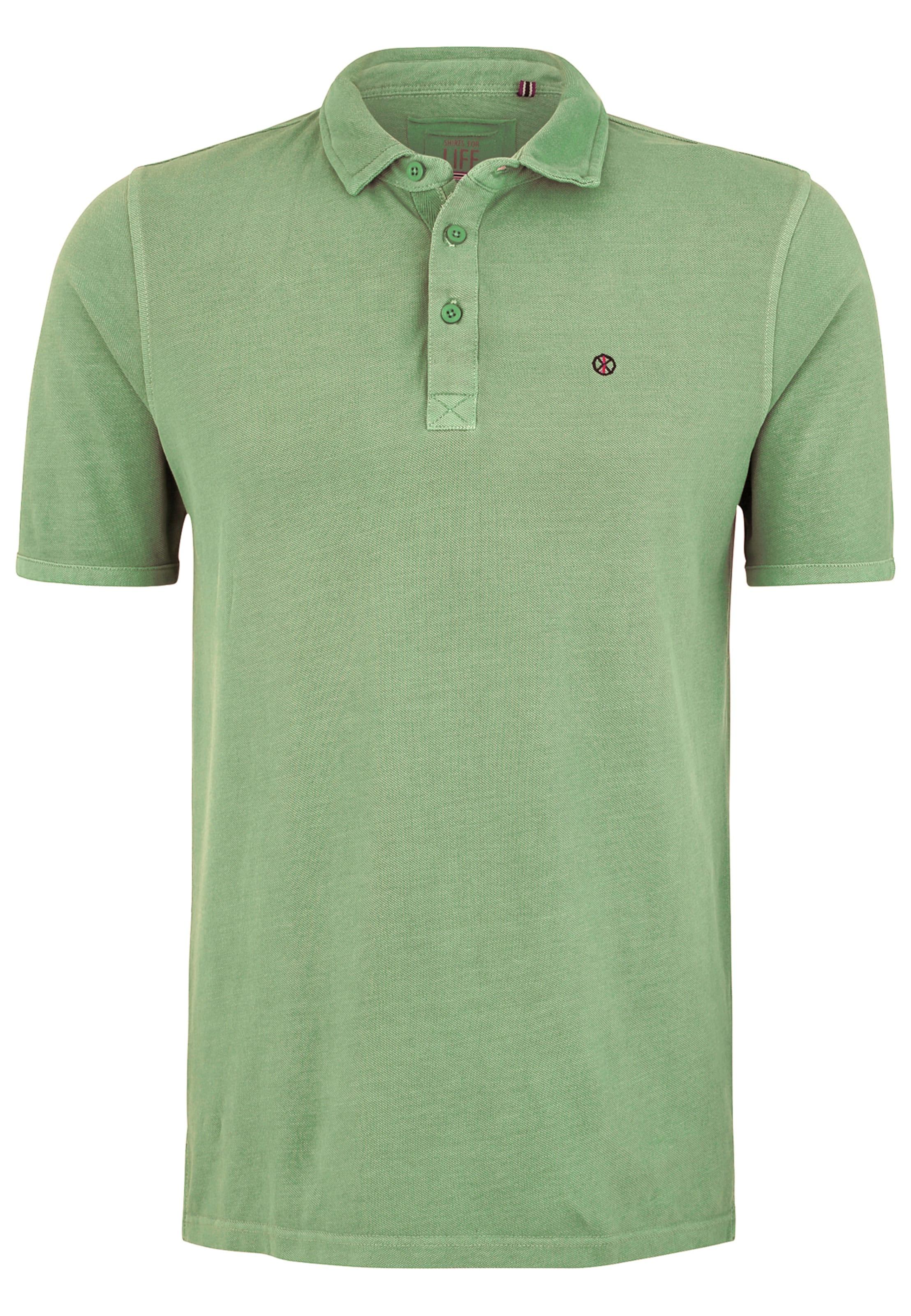 For 'liam' Poloshirt In Grün Life Shirts rxWBdCoe