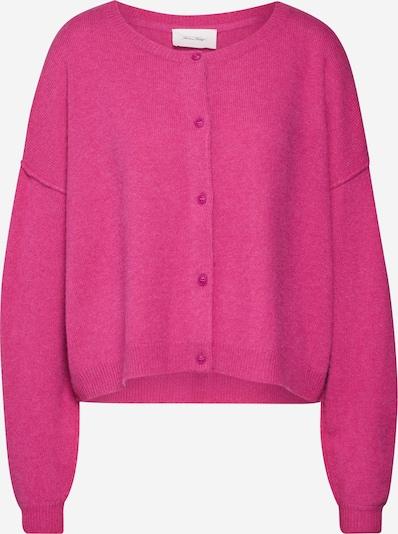AMERICAN VINTAGE Strickjacke 'DEBACITY' in pink, Produktansicht