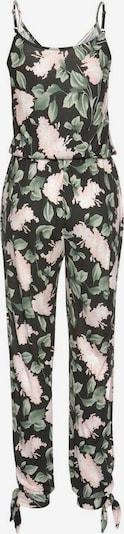 Vienos dalies kostiumas iš BUFFALO, spalva – šviesiai žalia / ryškiai rožinė spalva / juoda, Prekių apžvalga