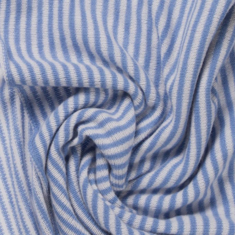 CODELLO Kaschmir-Schal mit Streifen-Muster