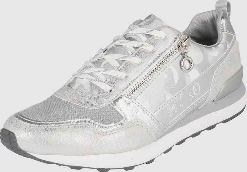 S.Oliver ROT LABEL Sneaker mit Zipper