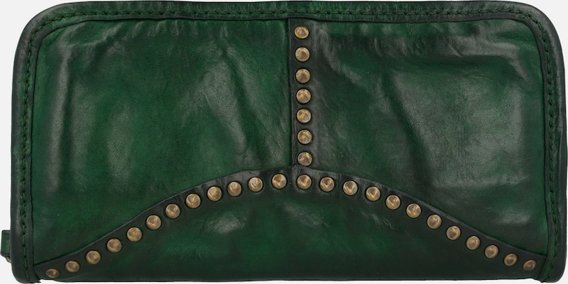 Campomaggi Portafoglio Geldbörse Leder 21 cm