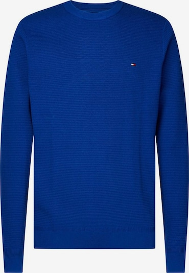 TOMMY HILFIGER Trui in de kleur Royal blue/koningsblauw: Vooraanzicht