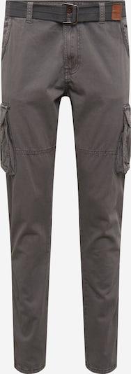 INDICODE JEANS Pantalón cargo 'Villiam' en gris oscuro, Vista del producto