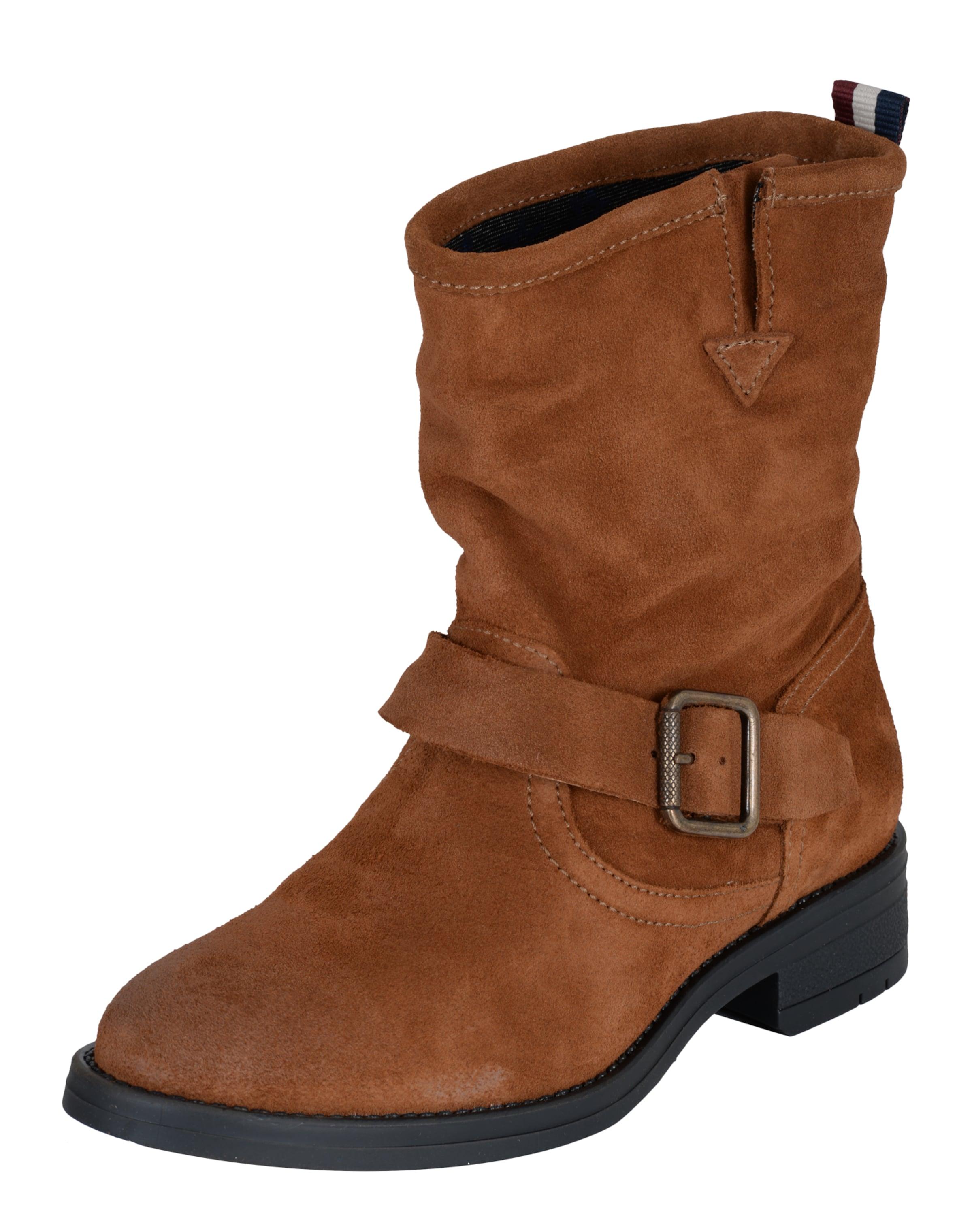 TOMMY HILFIGER Stiefel Aline Verschleißfeste billige Schuhe