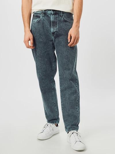 Lee Džínsy 'Grazer' - modrá denim, Model/-ka