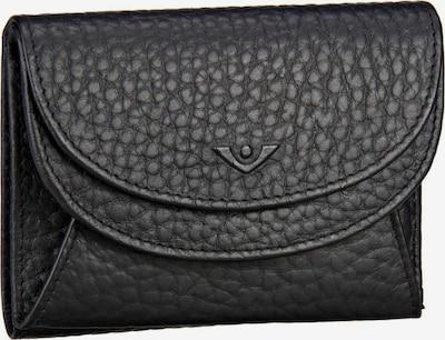 VOi Geldbörse 'Hirsch 70187 Wienerschachtel' in schwarz, Produktansicht