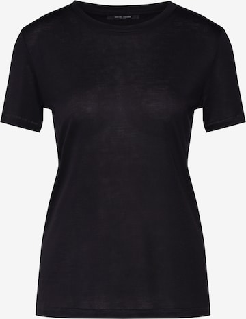 Maglietta 'Katka' di BRUUNS BAZAAR in nero