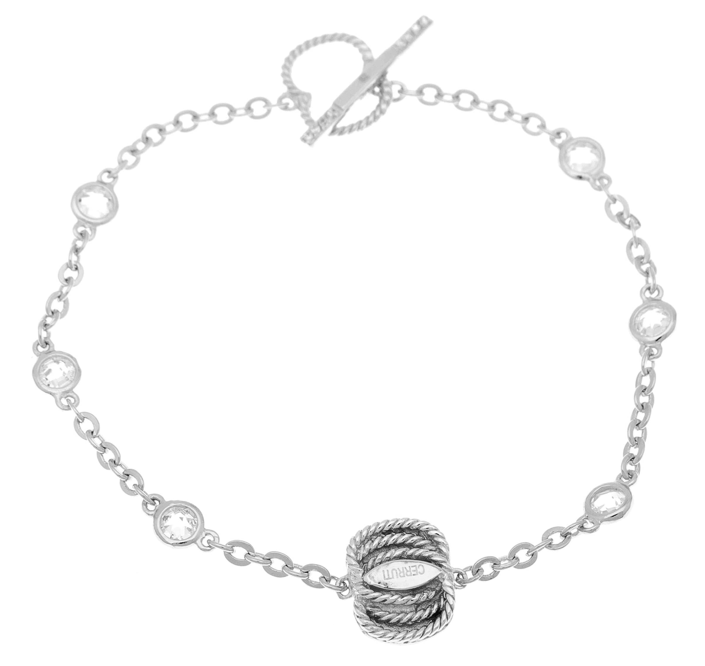 Preise Online-Verkauf Footlocker Finish Verkauf Online CERRUTI Armband 'R52009' UnuLgTO7Z