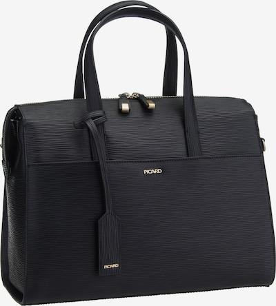 Picard Handtasche 'Vanity' in schwarz, Produktansicht