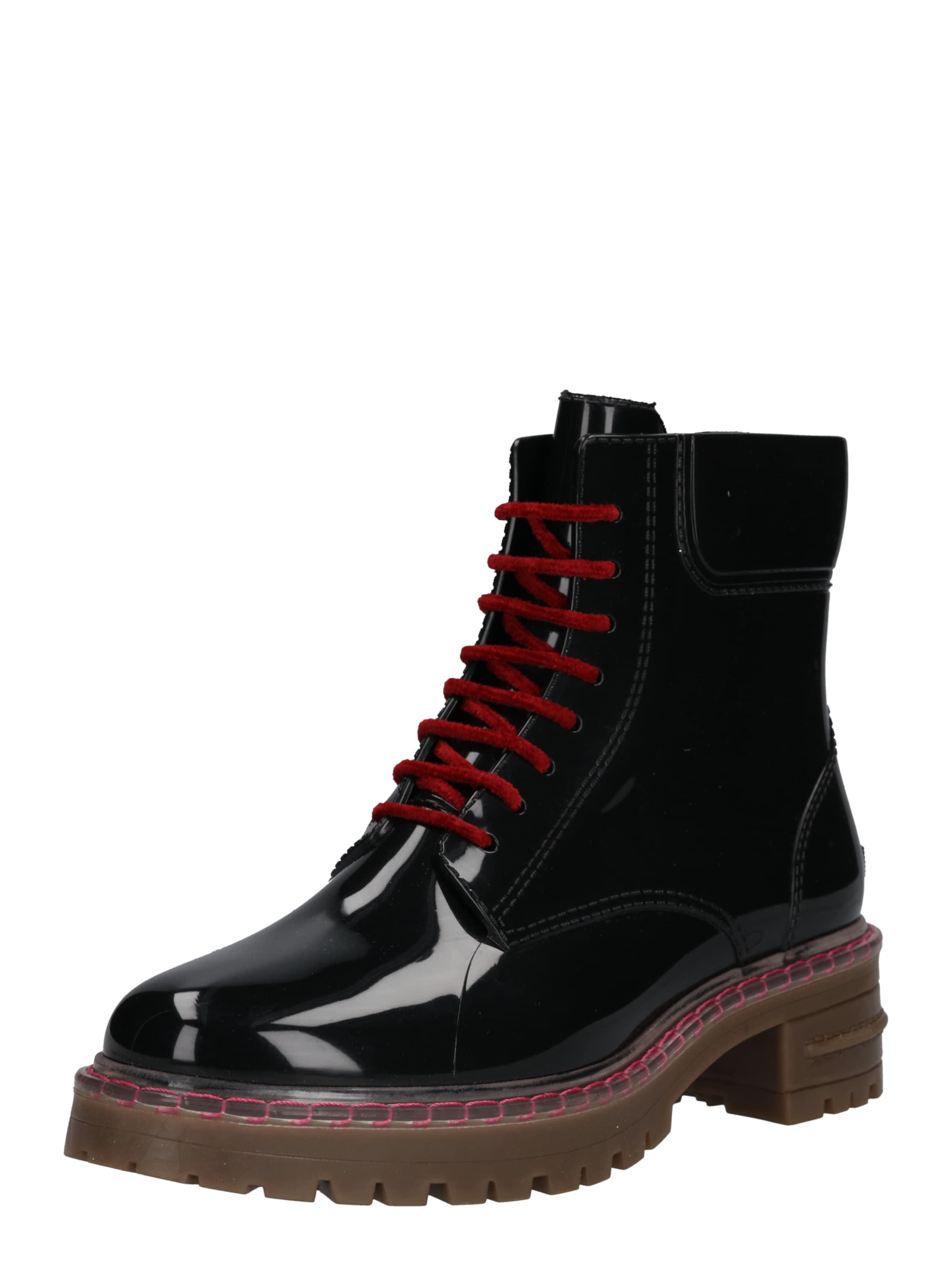 Haltbare Mode billige Schuhe LEMON JELLY | Gummistiefelette 'LANDA' Schuhe Gut getragene Schuhe