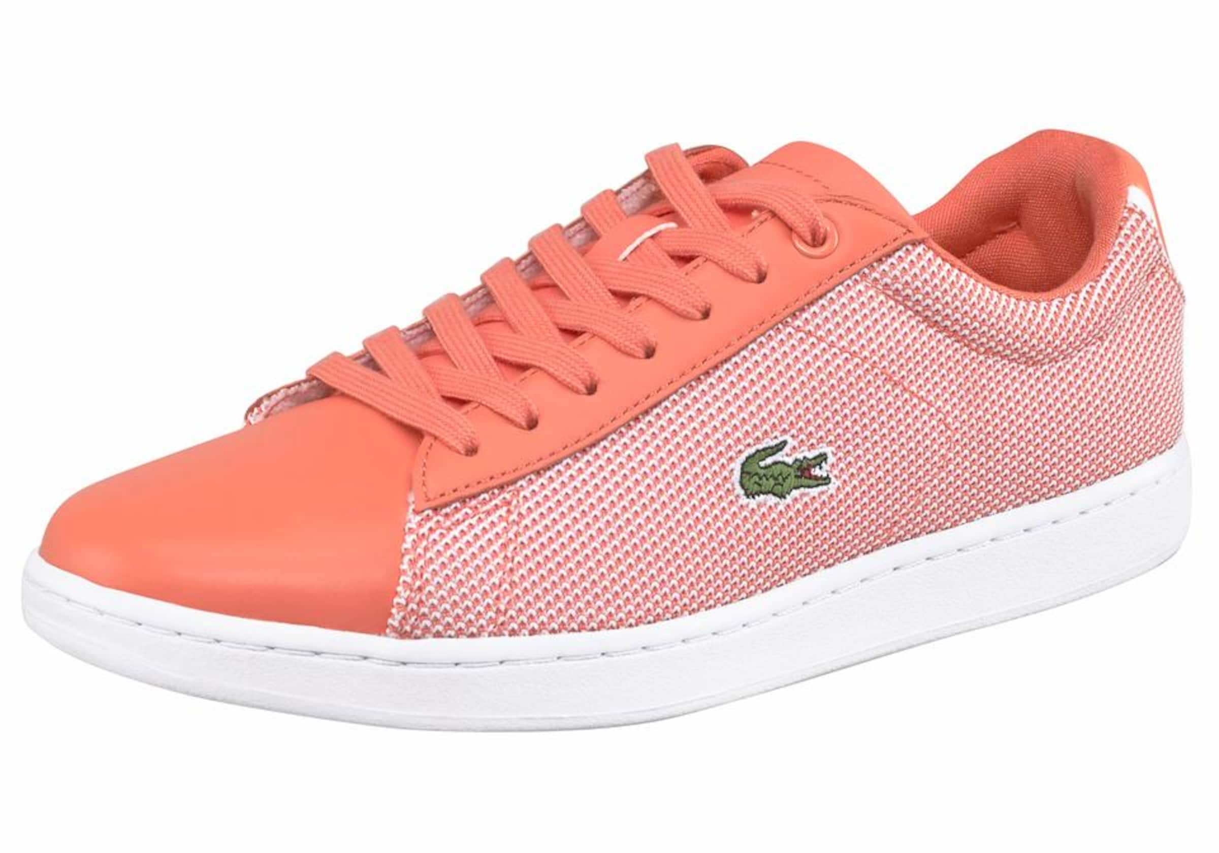 LACOSTE Sneaker 'Carnaby Evo' Frei Verschiffen uUQCJD79tM