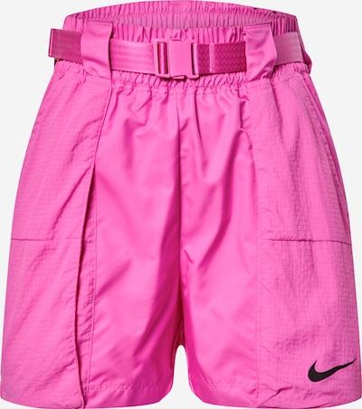 Nike Sportswear Shorts 'W NSW SWSH SHORT WVN' in fuchsia, Produktansicht