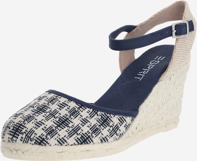 ESPRIT Sandale in navy, Produktansicht