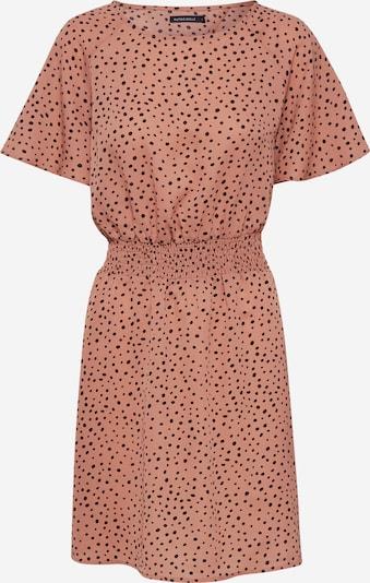 Rut & Circle Kleid 'BELLORA' in beige / braun, Produktansicht