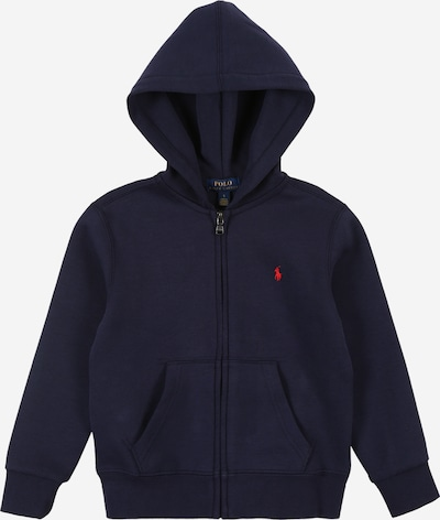 POLO RALPH LAUREN Sweatvest in de kleur Navy, Productweergave