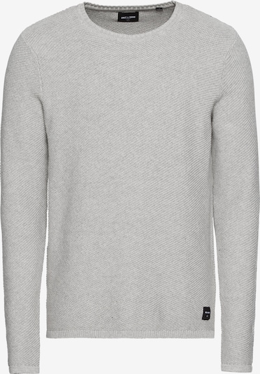 Only & Sons Pullover 'DAN' in hellgrau, Produktansicht