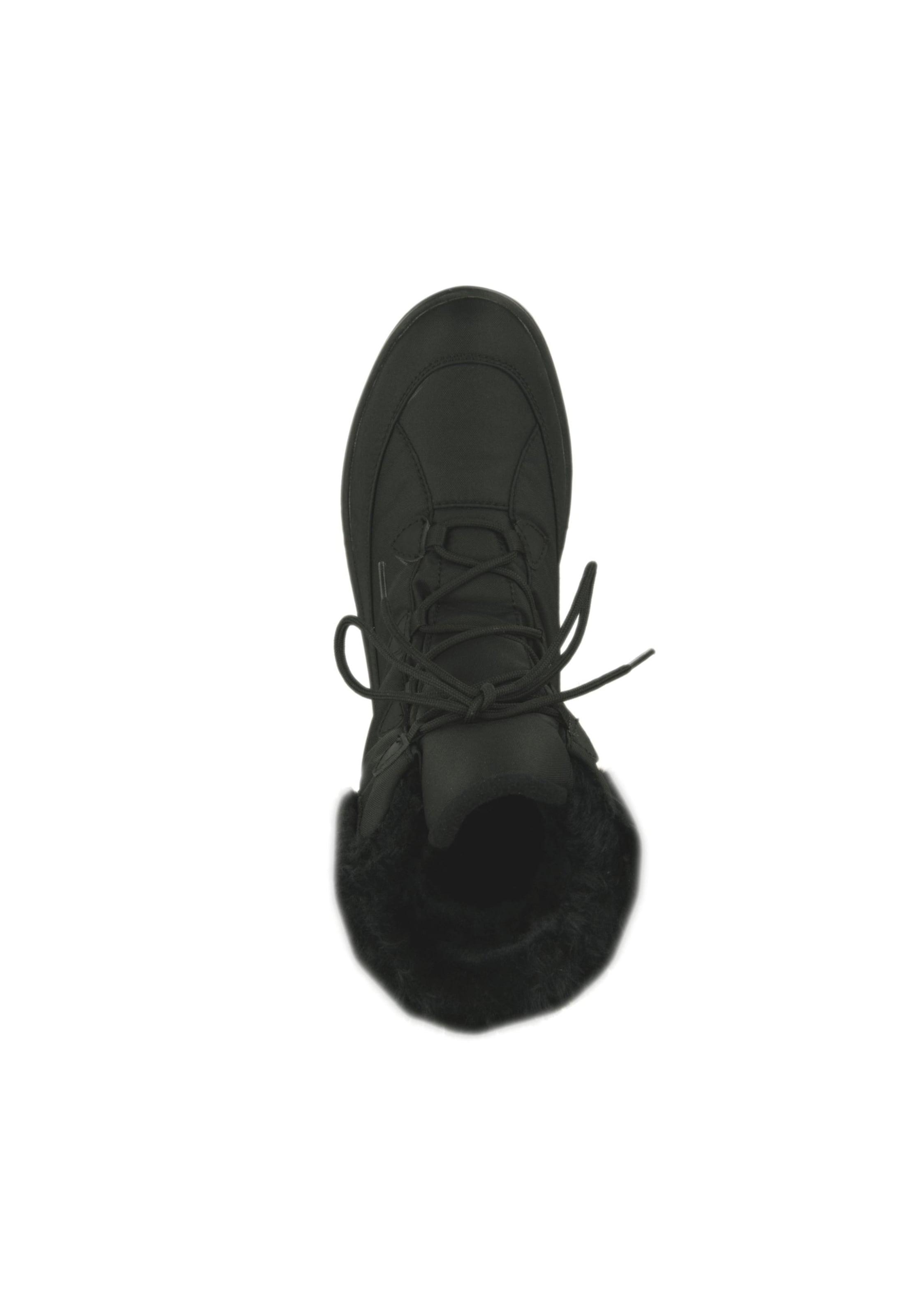 Feet 'akita' In Schwarz Natural Stiefelette 4jLqcR53SA