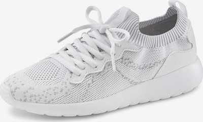 LASCANA Sneakers in Light grey / White, Item view