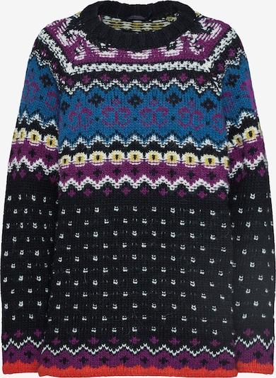 Best Company Pullover 'TURTLE NECK' in hellblau / schwarz, Produktansicht